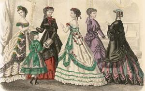 Fashion Plate 1869