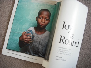 Joy is Round