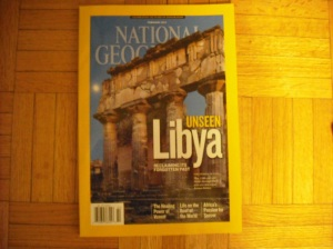 Nationa Geographic February 2013