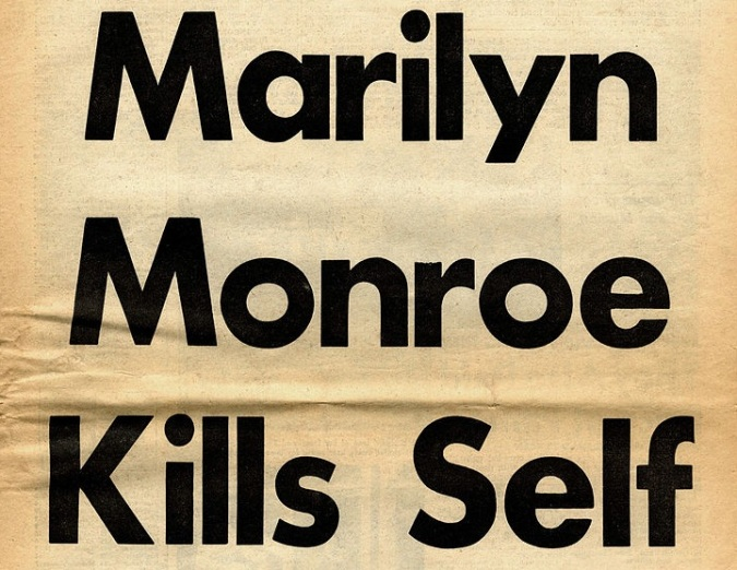 New_York_Mirror_Front_Page_of_August_6,_1962cropped